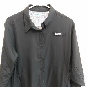 Columbia PFG shirt XL